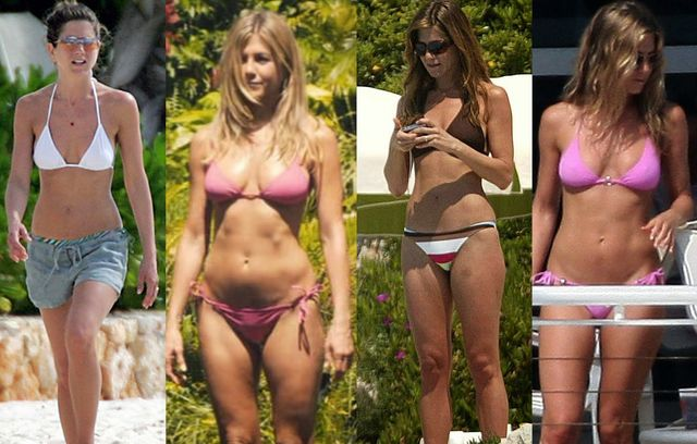 International hair icon, former Friend and the face of Aveeno, Jennifer Aniston has long been admired for her flawless skin and toned physique. At 46, Jen has been on screen for decades. She has been very clear that her youthful glow is in no way related to any plastic surgery or injections, and takes pride ...