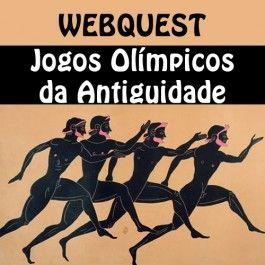 Código 597 Webquest - Jogos Olímpicos da Antiguidade