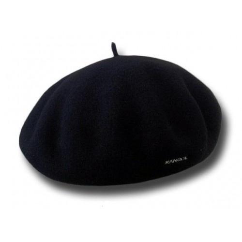 Kangol Anglobasque Beret Black  www.lurban.ro  £19.69