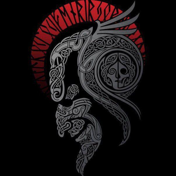 Скандинавская Мифология