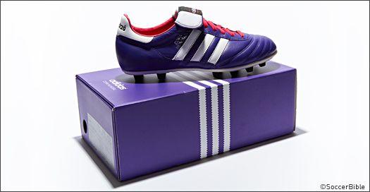 Adidas Copa Mundial Football Samba Pack Purple/White/Berry
