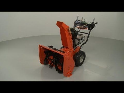 How to Take Apart an Ariens Snowblower