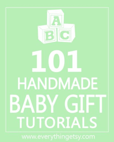 101 Handmade Baby Gift Tutorials at http://EverythingEtsy.com: 101 Handmade, Shower Gifts, Gifts Ideas, Diy Baby, Handmade Gifts, Handmade Baby Gifts, Gifts Tutorials, Baby Shower, Baby Crafts