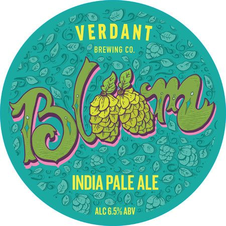 Verdant Brewing Co Bloom IPA – Buy Beer online on EeBria.com