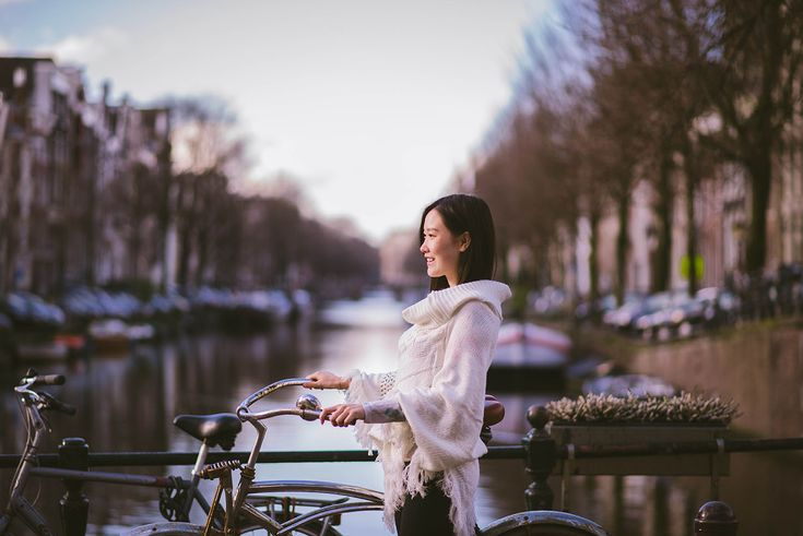 Amsterdam travel photography by Libia Arteaga