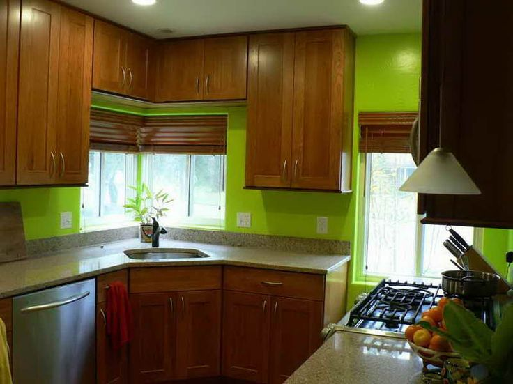 Recommended Color Combination And Concept Of Small Kitchen Design