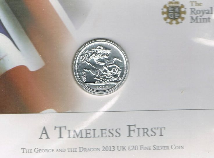 Item 0002. 2013 20 pound coin. Strictly limited first-time edition. Considered Legal Tender in the UK - the highest denomination such coin! Original Royal Mint packaging. AUD $75.00 Buy Now: https://www.paypal.com/cgi-bin/webscr?cmd=_s-xclick&hosted_button_id=YVTSKXXJ9XZ2G
