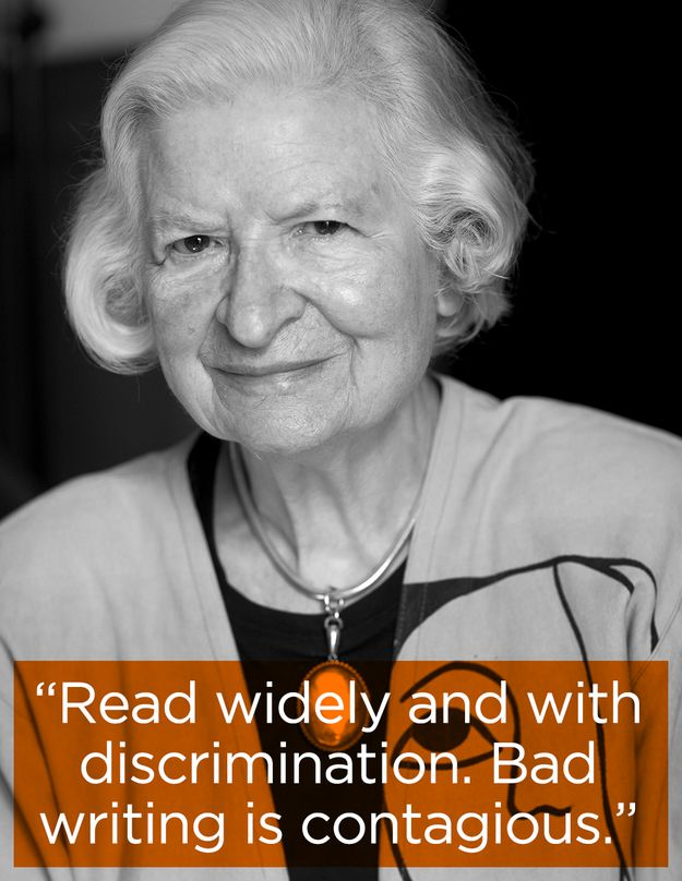 P. D. James from 9 PD James Quotes Every Writer Needs To Read | Buzzfeed