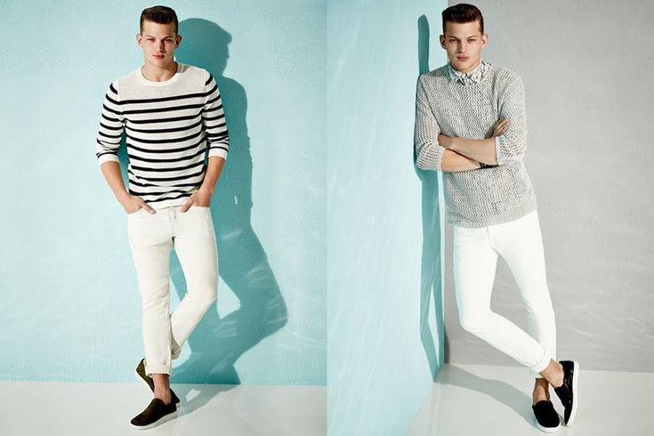 Papercut Chronicles :: 2015 봄/여름 남자 패션 - 내 남친에게 추천하고 싶은 옷