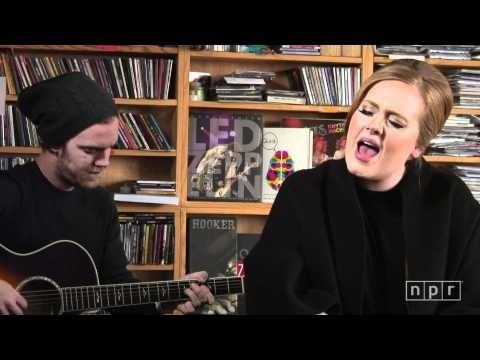 Adele, live at NPR vimeo-youtube-videos-i-like
