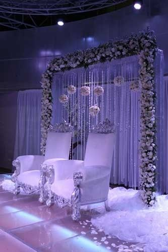 The 25 best ideas about lebanese wedding on pinterest for Arab wedding stage decoration