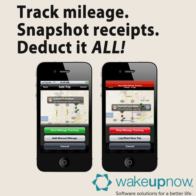 Would you like an app that tracks ALL of your business expenses and