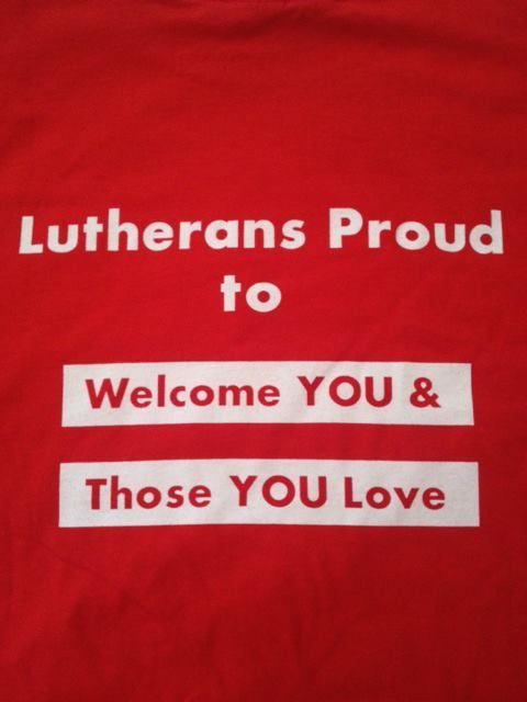 You *and* those you love are welcome at this Lutheran church!