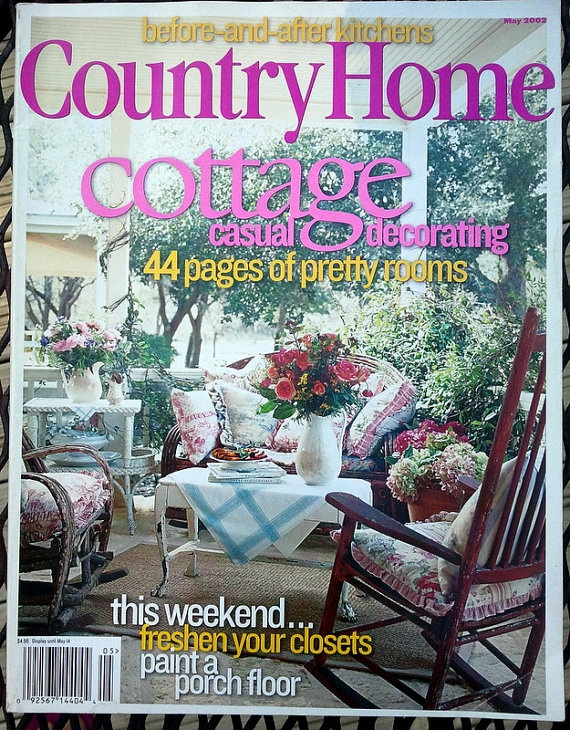 1000 images about country home magazine on pinterest for Country cottage magazine