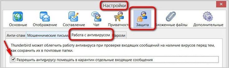 Mozilla Thunderbird: Полное руководство пользования