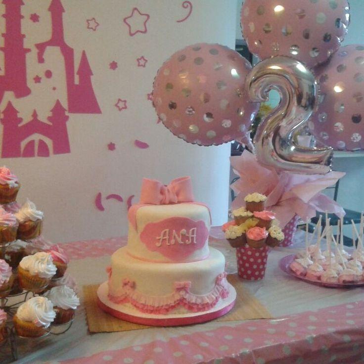 Pincesa Cake
