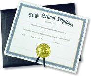 HSLDA | Homeschooling Thru High School : High School Diploma. This has some amazing information and you can buy a professional diploma.