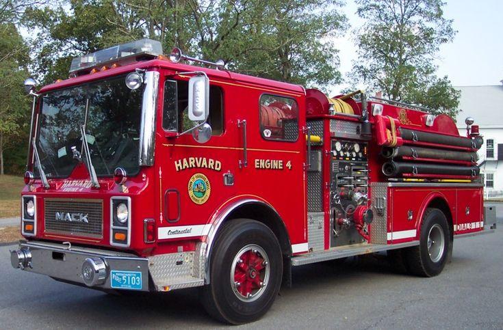 Mack C Model Trucks : Images about fire trucks mack mc mrs on pinterest
