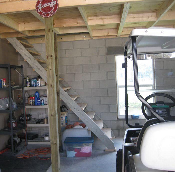 Best 25+ Garage attic ideas on Pinterest | Storage ...
