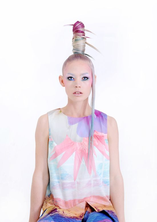 Wella Trend Vision: Colour Award Finalists - culture