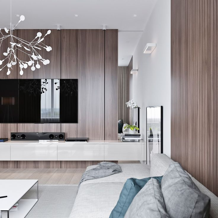 These simple interiors are a nice palate cleanser after a long day of looking for more complicated design ideas. Each one is unique but they all share a common