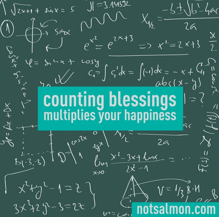 Gratitude.Square Salmansohn, Inspiration, Quotes, Happy, Living, Blessed Multiplying, Gratitude, True Stories, Counting Blessed