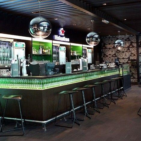 Heineken Airport Lounge opens in Dubai - Business Traveller | On ...