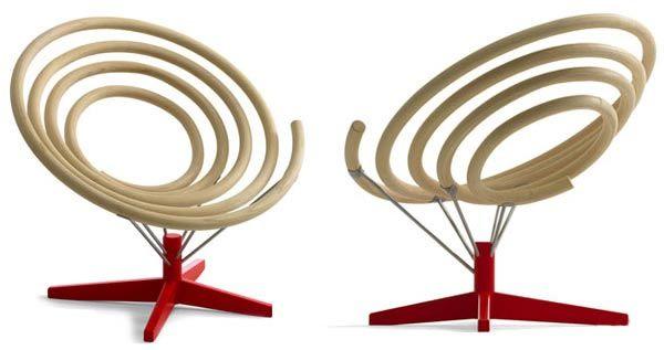 Необычные стулья, табуретки, кресла — так и хочется присесть! — Новостной сайт