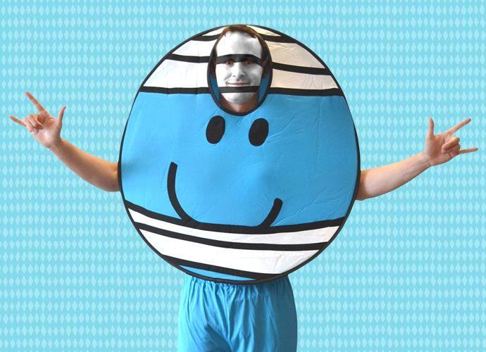 Mr Bump Book Character Costume