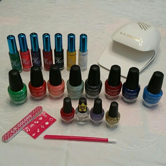 La Looks Nail Polish: 25+ Best Ideas About La Colors Nail Polish On Pinterest