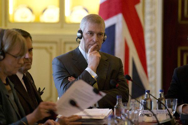 Prince Andrew Photos: Enrique Pena Nieto's Visit to the UK: Day 2 — Part 2