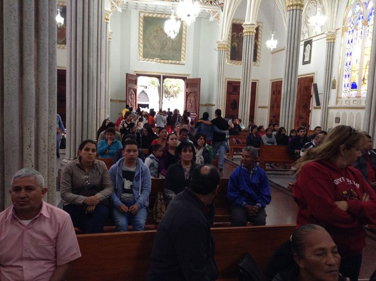 Iglesia de las Lajas - Ipiales