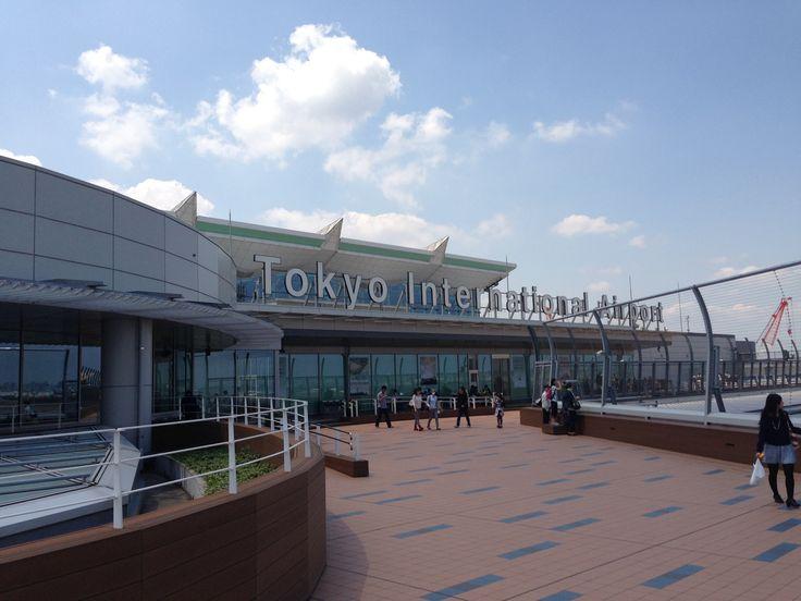 東京国際空港 / 羽田空港 (Tokyo International Airport) (HND/RJTT) in 東京, 東京都