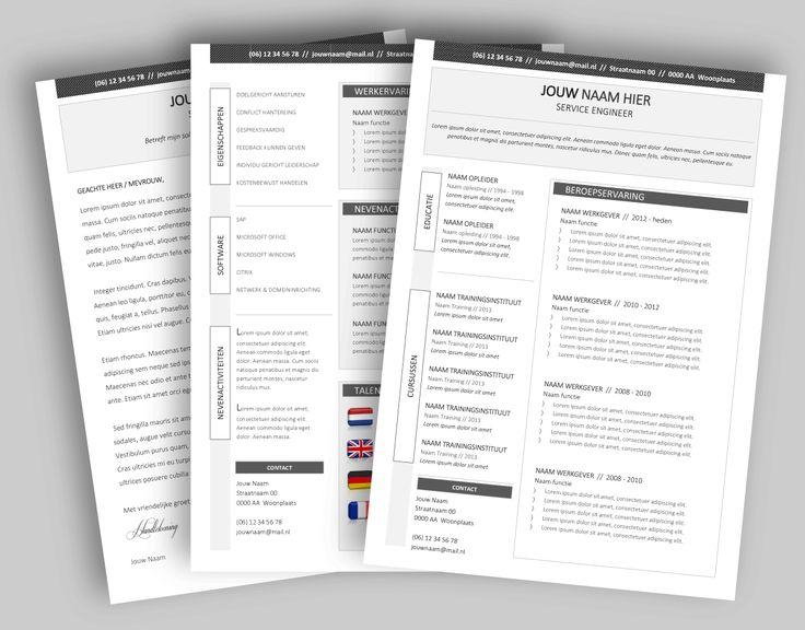 CV template 2013. Laat de lay-out van je CV pimpen en eventueel de tekst optimaliseren. www.mooicv.nl