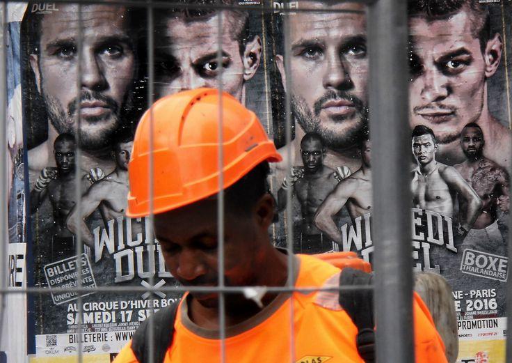 Street worker - null