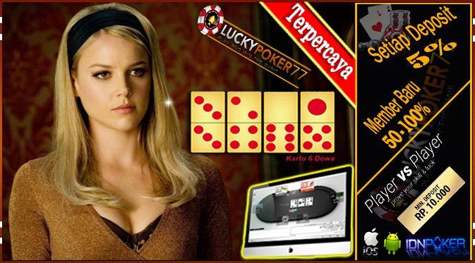 Domino Online Teramai   Poker Online Dengan Bank Resmi Indonesia