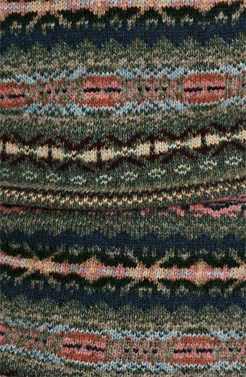 fairisle knitting design