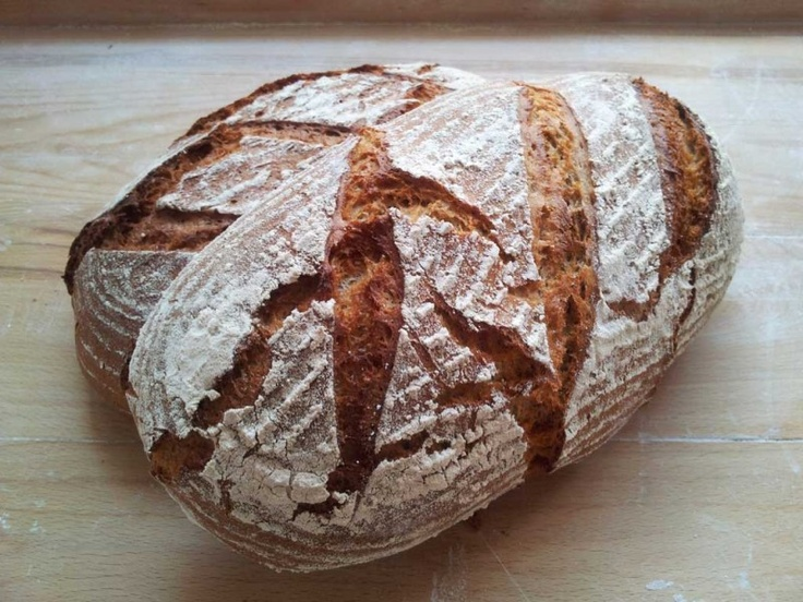 žitno-pšeničný chléb HORAL s podílem 60/40%