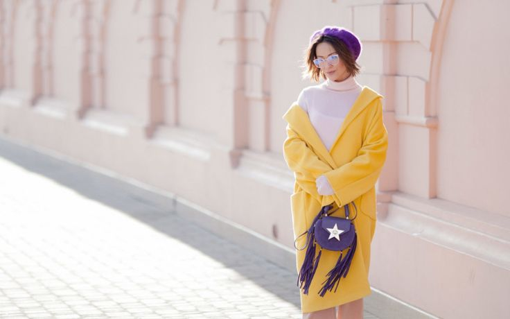 Primrose Yellow — идём дальше