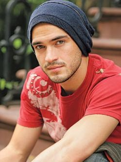 Alfonso Herrera.  I think he is beautiful!!!