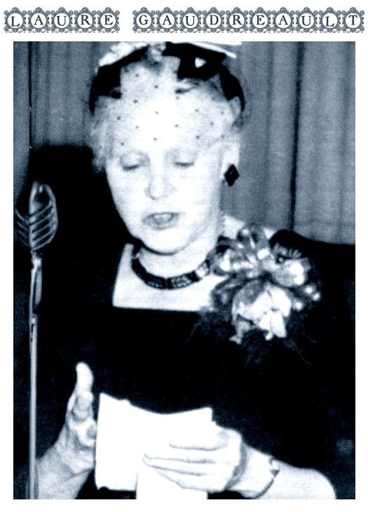 Laure Gaudreault a elle-même été confrontée aux rudes conditions de vie d'une institutrice isolée dans une de ces écoles surpeuplées, où le salaire annuel de 125 $ devait servir aussi à payer le bois de chauffage et les manuels scolaires. «Ce n'était pas le bon vieux temps, on s'est arraché le coeur à le changer», lancera des décennies plus tard Laure Gaudreault, qui démontrera une détermination sans faille pour défendre les «maîtresses d'école» et améliorer l'enseignement.