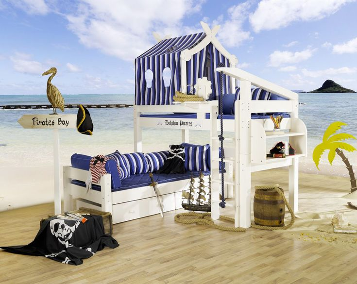 ber ideen zu piraten schlafzimmer auf pinterest piratenschiff bett schlafzimmer und. Black Bedroom Furniture Sets. Home Design Ideas