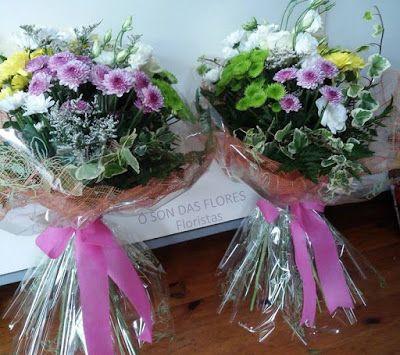 Ó son das flores: En estos días enlos que se acercan fiestas en Vigo...