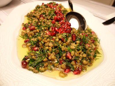 Maş Fasulyesi Salatası: