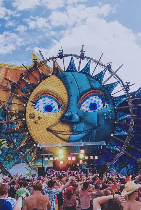 #Tomorrowland #EDM #Trance #House #Music