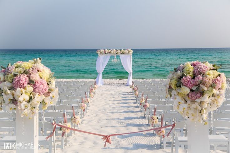 Best 20 Beach Ceremony Ideas On Pinterest Beach Wedding