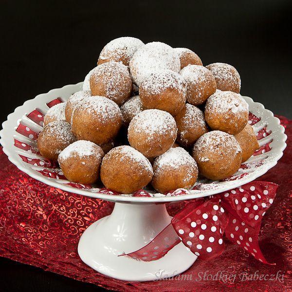 Pączki serowe | Cheese donuts