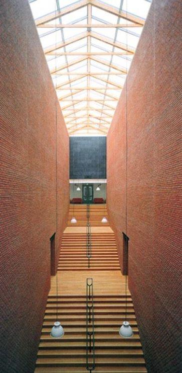 Bonnefanten Museum, Maastricht, The Netherlands (1996) | Aldo Rossi