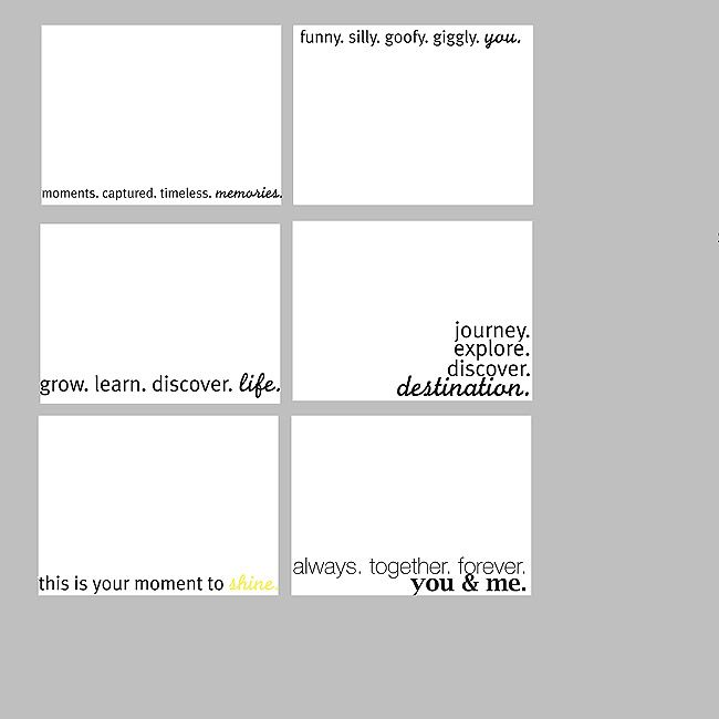 project life journal cards | how to make your own