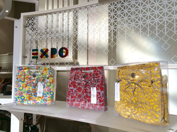 New Designer Miniskirts: Mary, Spring and Wings. Welcome to Expo Firenze!